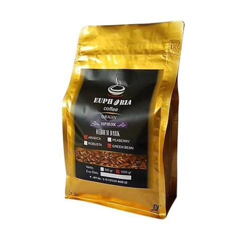 Specialty Green Bean Arabica Sipirok (1kg) : Euphoria Coffee
