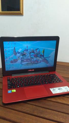 SUPERMULUS LIKE NEW ASUS A455L CORE I3 4030U HASWELL 4TH GEN NVIDIA GT820M 2GB