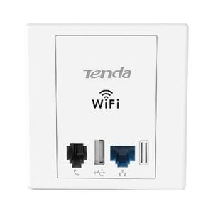 Tenda W312A Wireless N300 Wall Plate Access Point