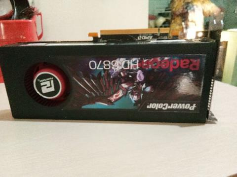 vga radeon hd 6870 power color