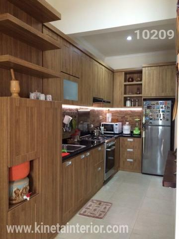 kitchen set n furniture apartmen/ rumah