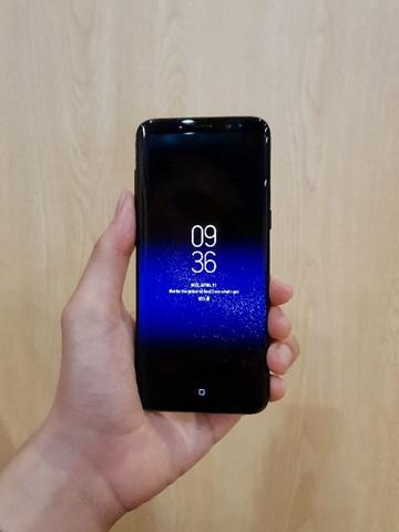 Samsung Galaxy S8 Midnight Black 64GB Dual Sim