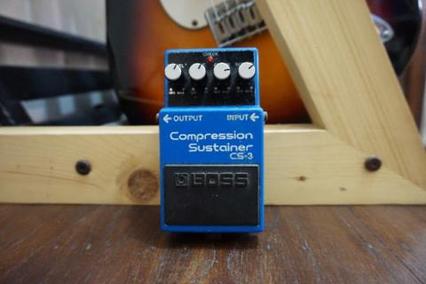READY BOSS CS3 Compression Sustainer