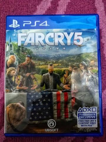 FarCry 5 PS4 2nd Reg 3