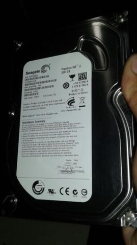Hard Disk Internal For CPU 320 GB 7200 Rpm Seagate