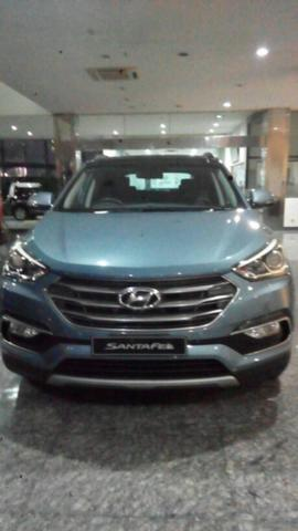Santafe CRDI Turbo Nik 2016