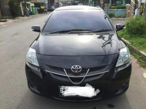 toyota vios g at 2008