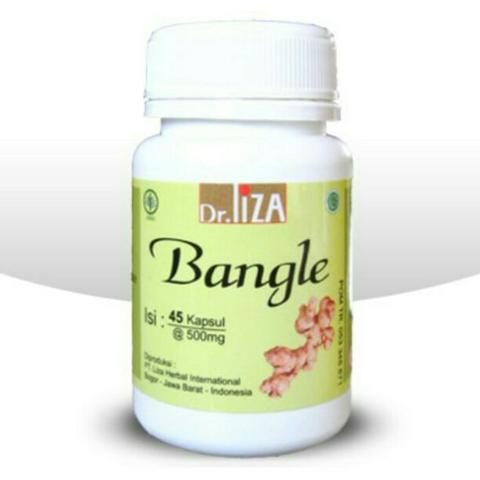 kapsul Herbal BANGLE