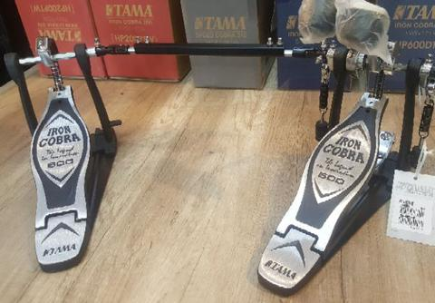 double pedal Tama HP600DTW