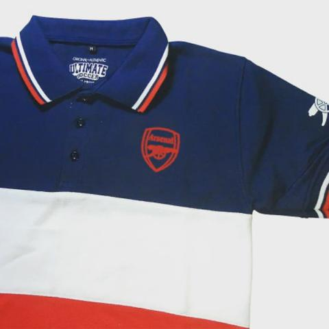 Polo Shirt Arsenal Azure