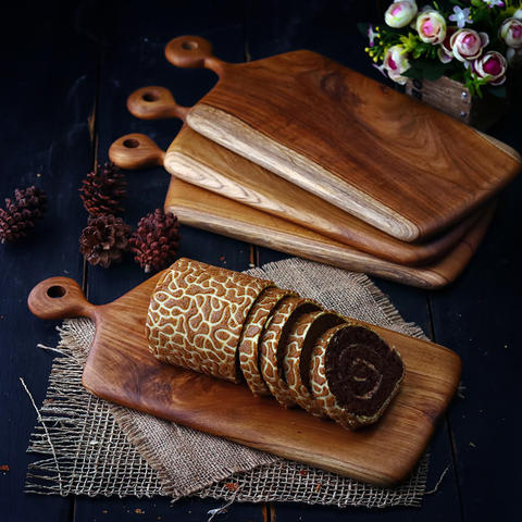 VIVA SERVING BOARD - KAYU JATI