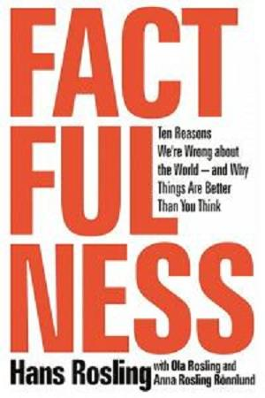Buku Impor Hardcover Factfulness - Ten Reasons We are Wrong about the World