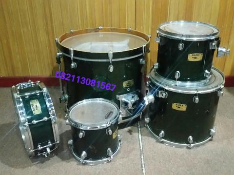 Drum Mapex Pro M 5 piece shell pack