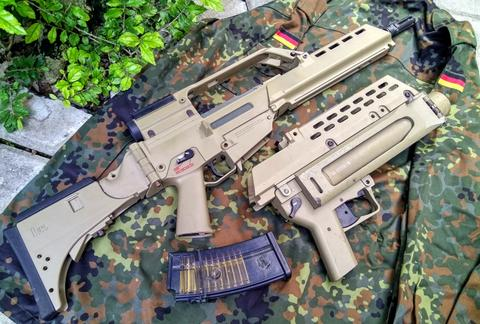 Mainan AEG G36k AG36 DE for UMAREX USA