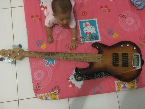 Bass G&L/GnL tribute L2500