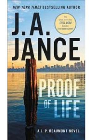 Buku Impor Proof of Life - A J P Beaumont Novel