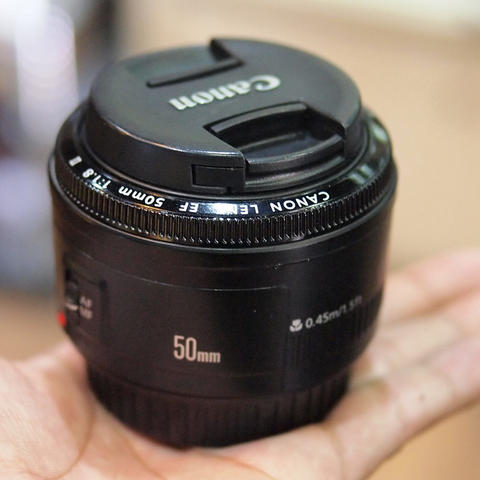 Canon EF 50mm f/1.8 II - GOOD CONDITION | 7946