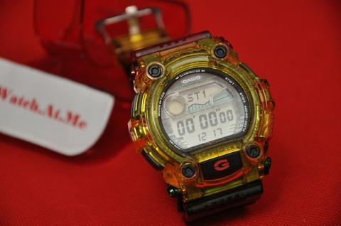 Casio G-Shock G-7900 Original - Custom Rasta Edition Vintage Rare