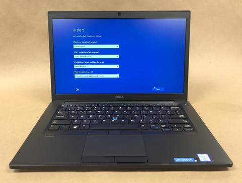 Dell Latitude Core i5 Kabylake RAM 8GB SSD 256GB