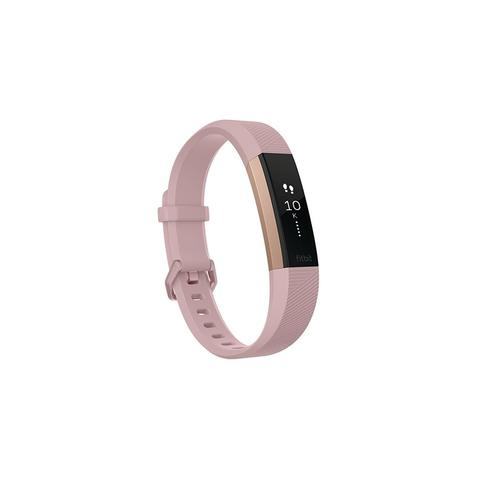 FITBIT Alta HR Pink Rose Gold Small - Heart Rate Smartwatch Fitness Tracker Original