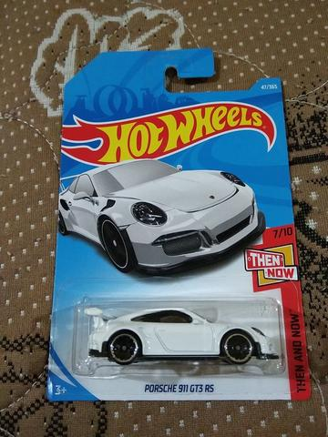 Hot Wheels Porsche 911 GT RS