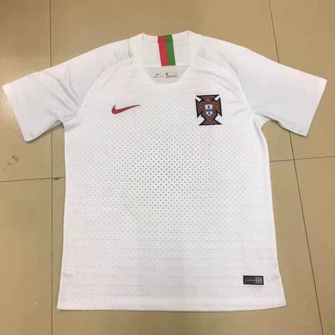 Jersey Bola Portugal Away World Cup 2018 Official