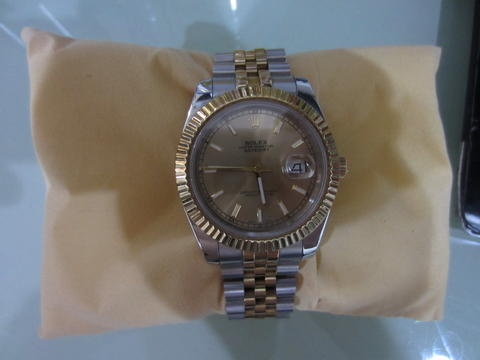 jual : rolex oyster perpetual (KW super) 1:1