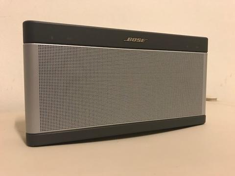 Jual Bose Soundlink III Very Mint Condition