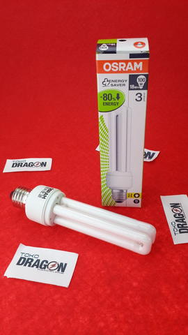 LAMPU OSRAM DULUX VALUE 18W KUNING
