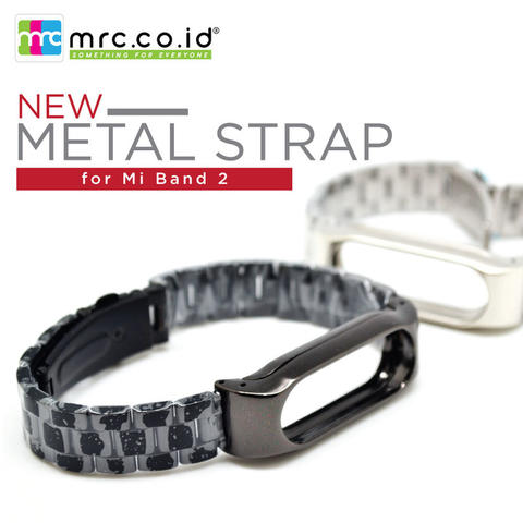 Mi Band 2 Stainless Steel Chain Strap