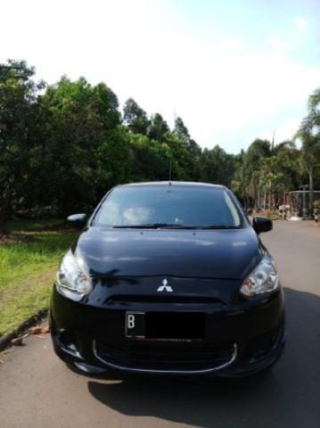 Mirage Gls 2012 Tgn 1 km 42rb Automatic tdp15