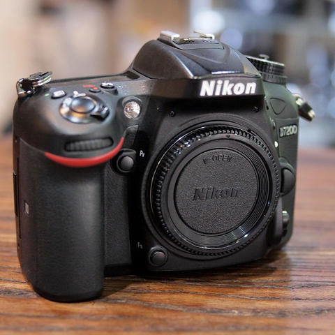 Nikon D7200 Body Only SC 4rb an - MINT CONDITION | 2533