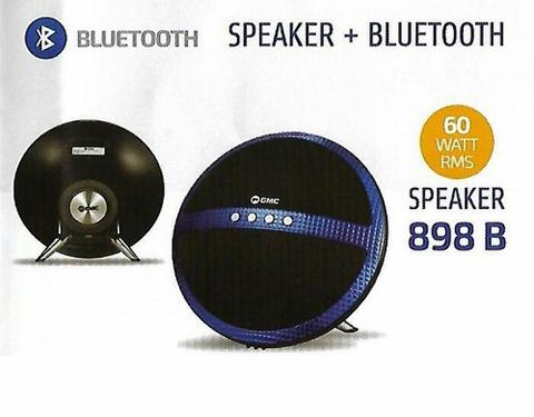 SPEAKER MULTIMEDIA GMC 898 B BLUETOOTH