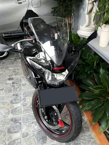 Honda CBR 150R 2014 simpanan (1400 KM, two brothers exhaust)