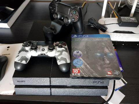 Sony PS4 CUH 1206B 1TB (2 stick) + 75 game + ID PSN (Desember'18)