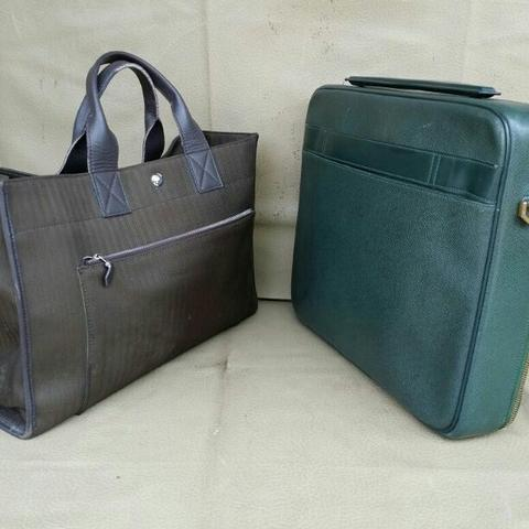 Hermes & Louis Viutton