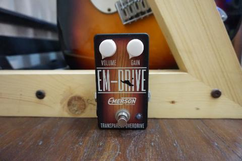 READY EMERSON Em Drive Transparent Overdrive