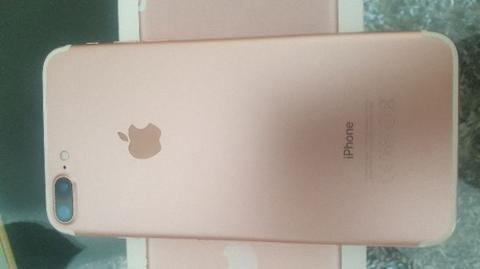 iphone 7 plus 128gb rosegold