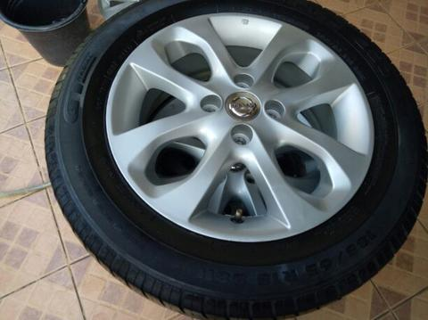 Velg March R15 Original Nissan For Datsun Go,mirage,yaris,vios,Limo,swift,calya,sigra