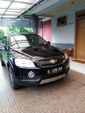 For Sale Chevrolet Captiva Prime A/T 2010
