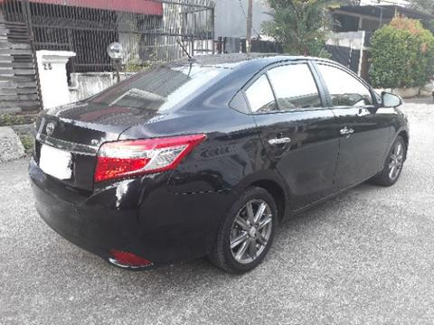 Toyota new Vios G 1.5 matic facelift th 2014 hitam tgn 1 siper bgs