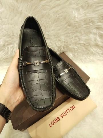 Sepatu Loafers/Slip on, Mirror Quality