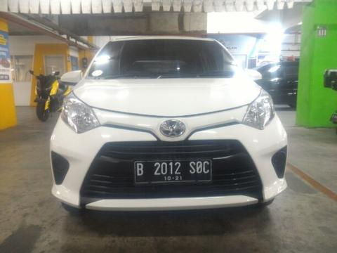 Toyota Calya 1.2 E Manual 2016 km13rb