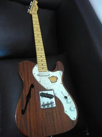 Squier Classic Vibe Telecaster Thinline (like new)