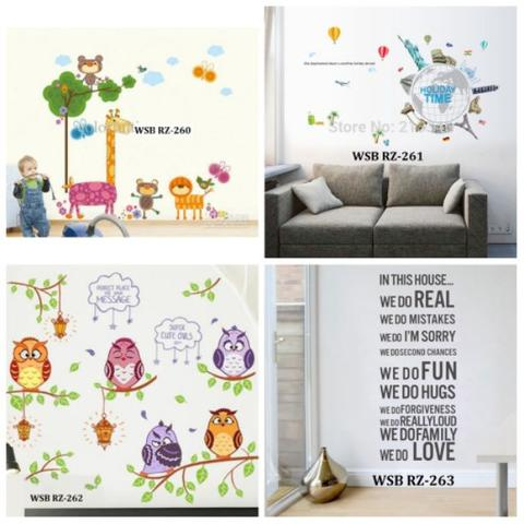 Sticker Dinding Wallsticker Stiker 19