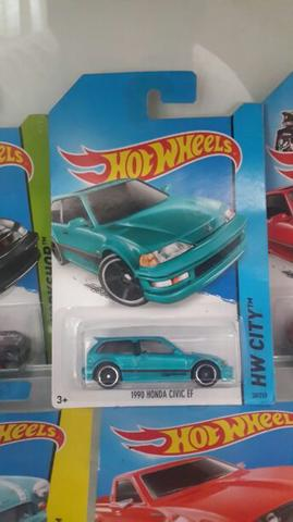 Hotwheels 1990 Civic EF tosca
