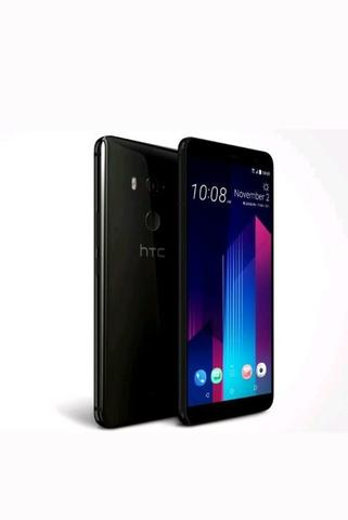 HTC U11 PLUS (U11+) 6GB/128GB Ceramic Black Pemakaian sebulan