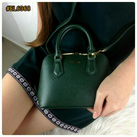 Tas Fashion Wanita Murah Best Seller Branded Selempang Handbag Good Quality #EL6368