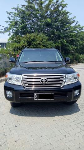 Toyota Land Cruiser 2012 ATPM Perfect Condition