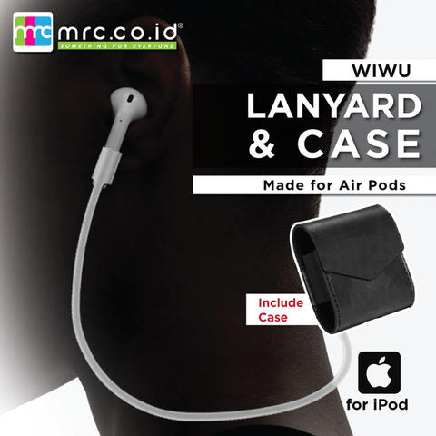wiwu Air Pods Holder and Case for iPod